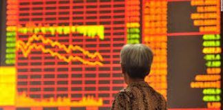 Fed Hit Sees the Dollar Fall and China Stocks Dramatically Plunge