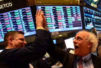 Record Highs Hit By Dow S&P 500 As a Result of Tax Plan Update