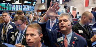 Wall Street drops on trade worries, Rosenstein news