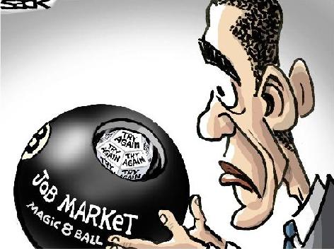 Job market is back live! Or not?