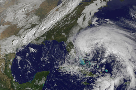"""Sandy"" storm delays trading"