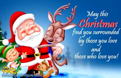 Merry Christmas to all my followers - Vladimir Ribakov