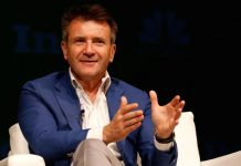 Robert Herjavec from Shark Tank Bullish about the Future of Crypto