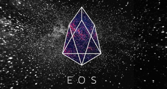 EOS Growing Off of South Korean Support
