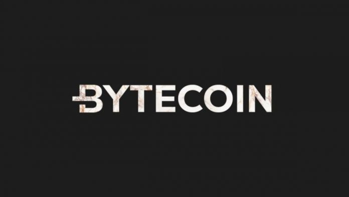 Bytecoin Experiences a Rise In Value After Being Relisted Only To Fall