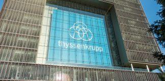 ThyssenKrupp CEO quits