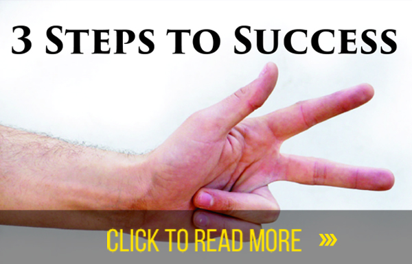 Do These 3 Steps To Become Successful Trader