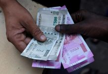 India's Forex Reserve Falls Under $400 Billion
