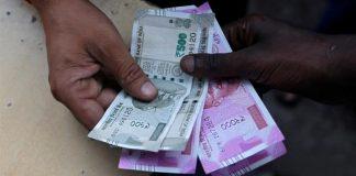 India's Forex Reserve Falls Under $400 Billion