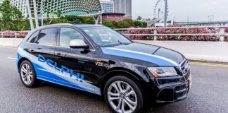 self-drive taxis