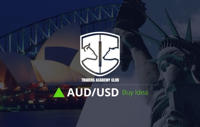 Technical Analysis - AUDUSD Buy Idea Based On Bullish Flag Pattern