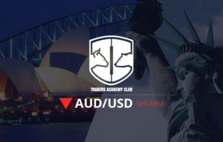 Trade Idea - AUDUSD Channel Breakout Provides Sell Opportunity