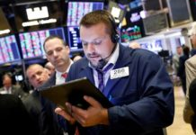 Apple And Merck Drive Wall Street Higher As Trade Worries Abate