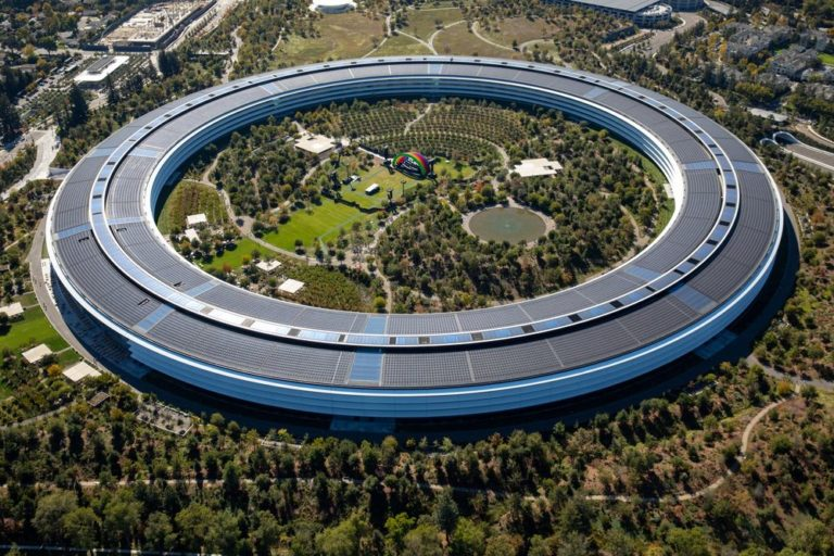Apple Has Secret Team Working on Satellites to Beam Data to Devices