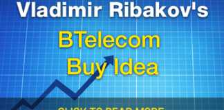 BTelecom Buy Opportunity Forming