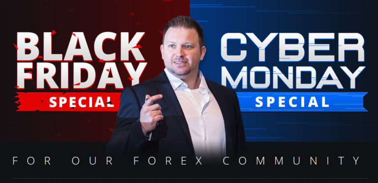 An Incredible Black Friday And Cyber Monday Special Offer 2019!