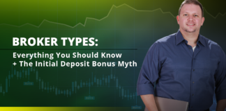 Broker Types: Everything You Should Know + The Initial Deposit Bonus Myth