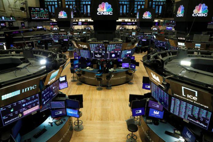 Wall Street Soars On Hopes Of Stimulus, Coronavirus Vaccine