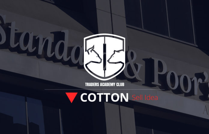 Cotton Sell Opportunity Forming At The Moment