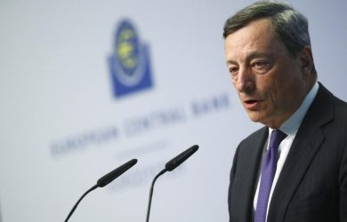 ECB to stick to policy plan despite calls for tightening: Draghi, Praet