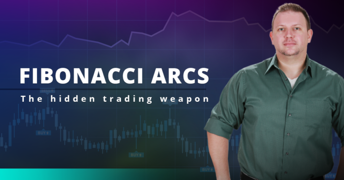 Fibonacci Arcs: the hidden trading weapon