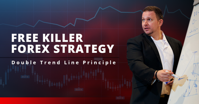Free Killer Forex Strategy – Double Trend Line Principle