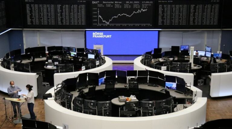 Global Shares Rally, Retail Surge Drives Silver To 8-Year High