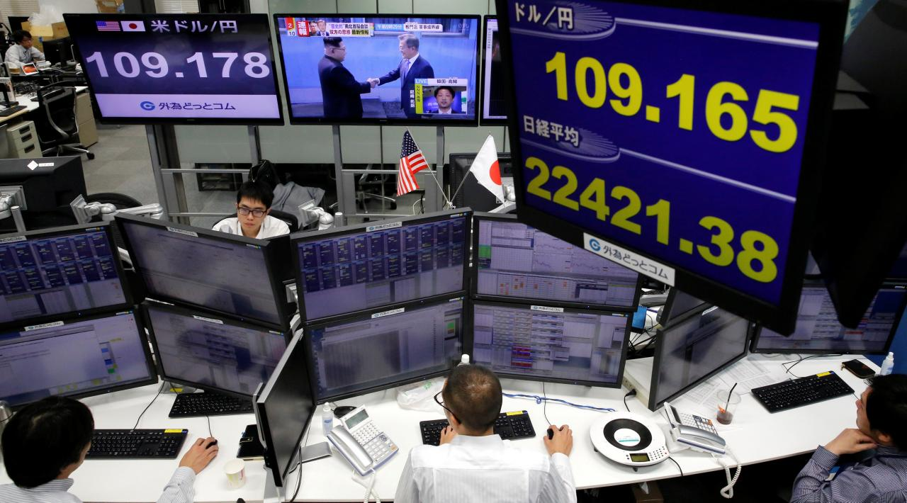 Global Markets: Shares recover as North Korea's conciliatory stance calms nerves