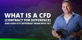 What is a CFD (Contract For Difference) and how is it different from Spot FX?