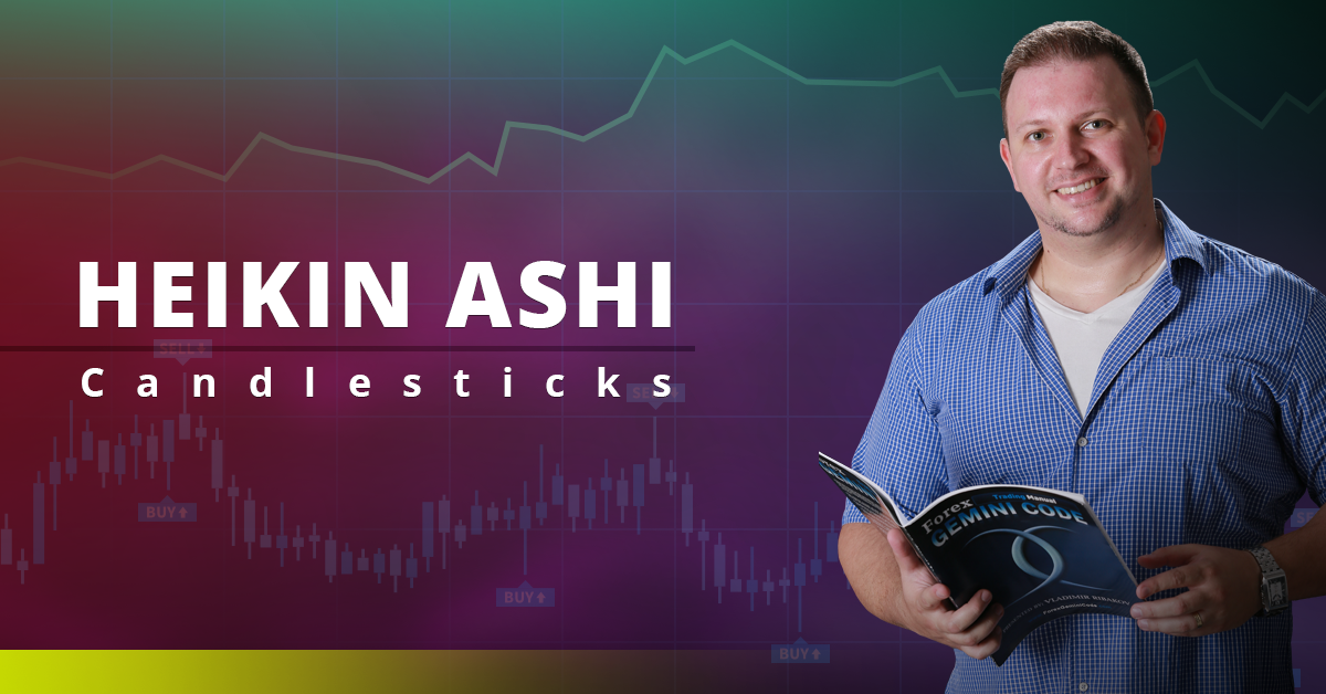 Trading forex with heiken ashi