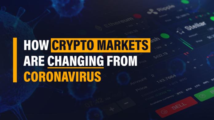 How-Crypto-Markets-are-Changing-from-Coronavirus