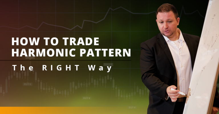 How To Trade Harmonic Pattern The RIGHT Way