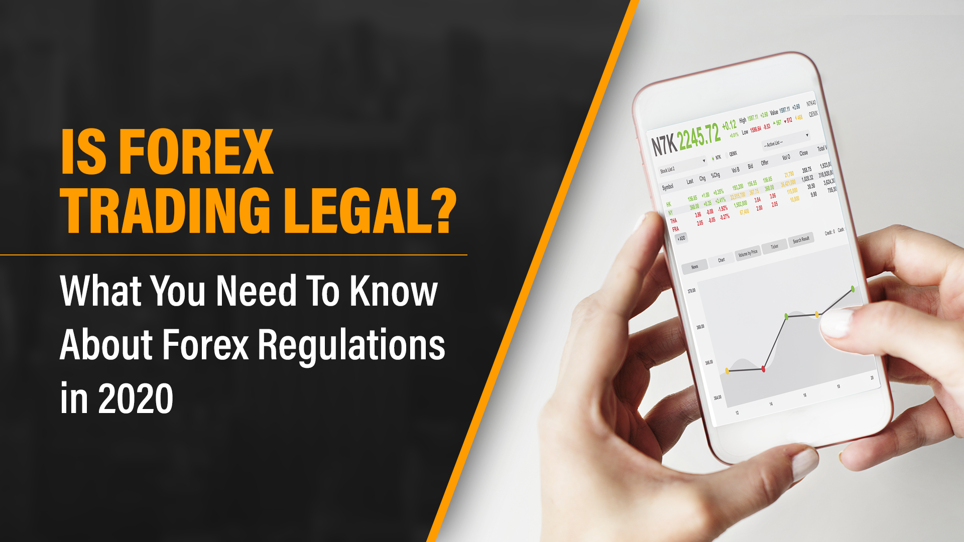 Is Forex Trading Legal 2020