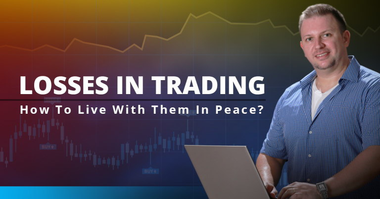 Losses In Trading – How To Live With Them In Peace?