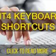 MT4 shortcuts