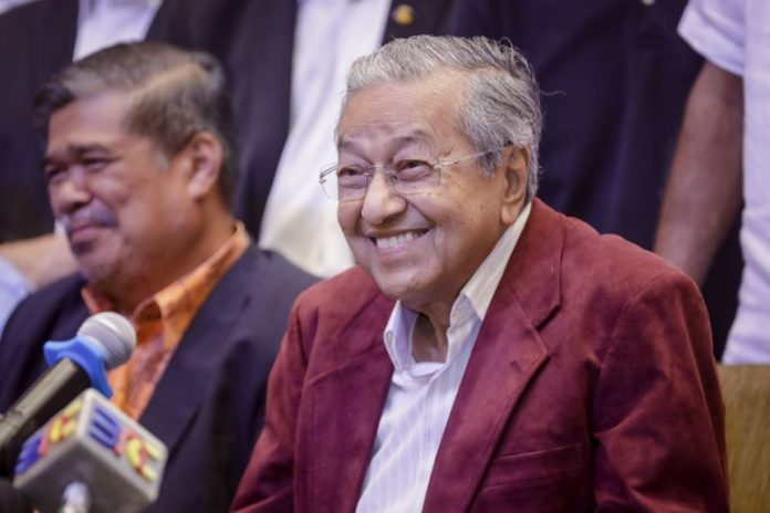 What Mahathir's Shock Malaysia Win Means for the Economy and Markets