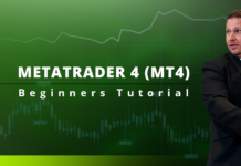 MetaTrader 4 (MT4) Beginners Tutorial