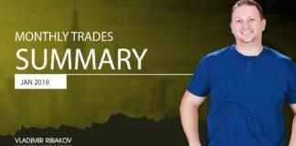 Monthly Trades Summary January 2019