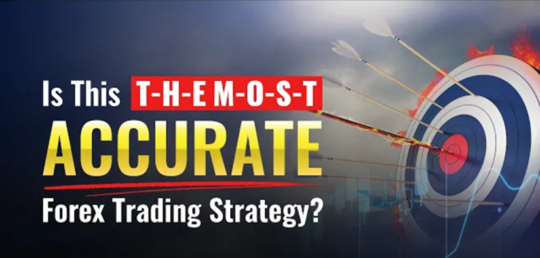 Is This THE MOST Accurate Forex Trading Strategy?