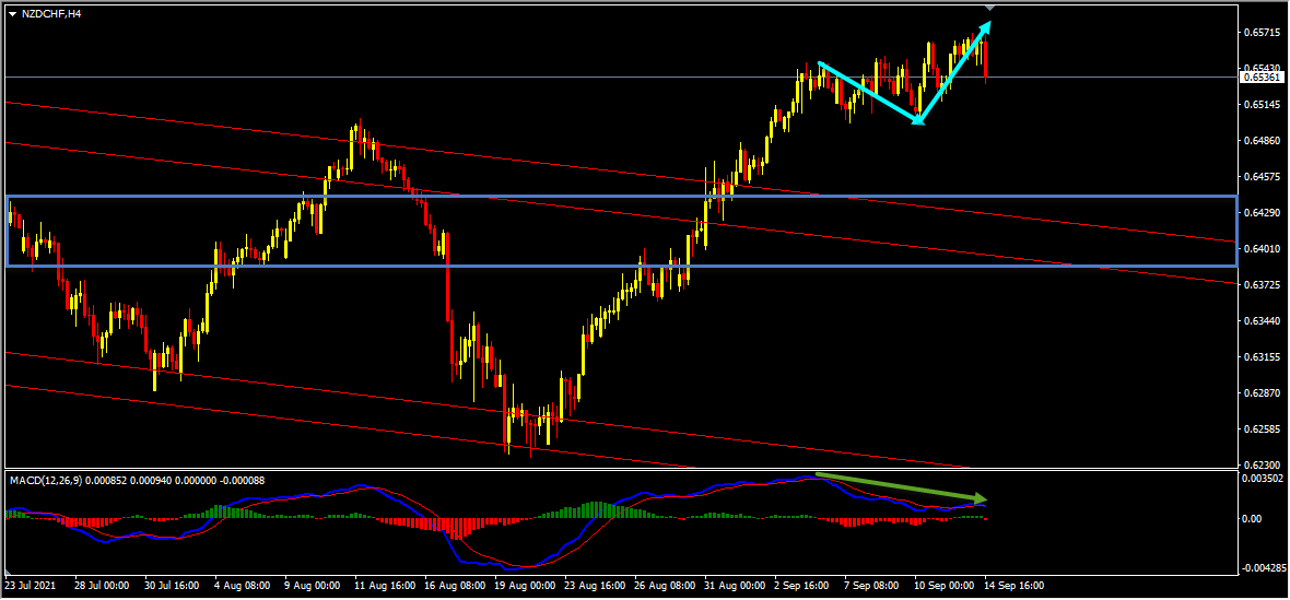 NZDCHF Forecast Follow Up And Update