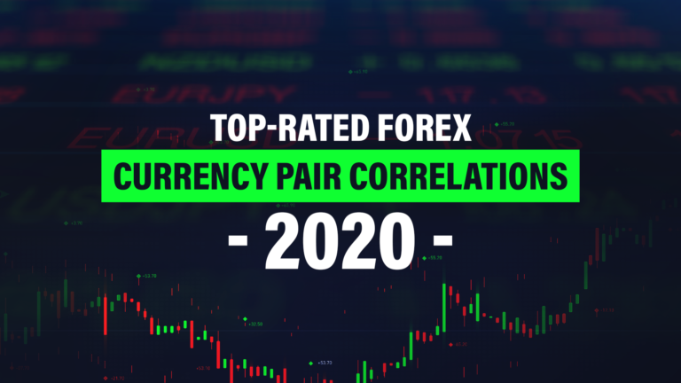 Popular Forex Currency Pair Correlations (2020)