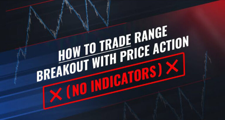 How To Trade Range Breakout With Price Action (NO INDICATORS)