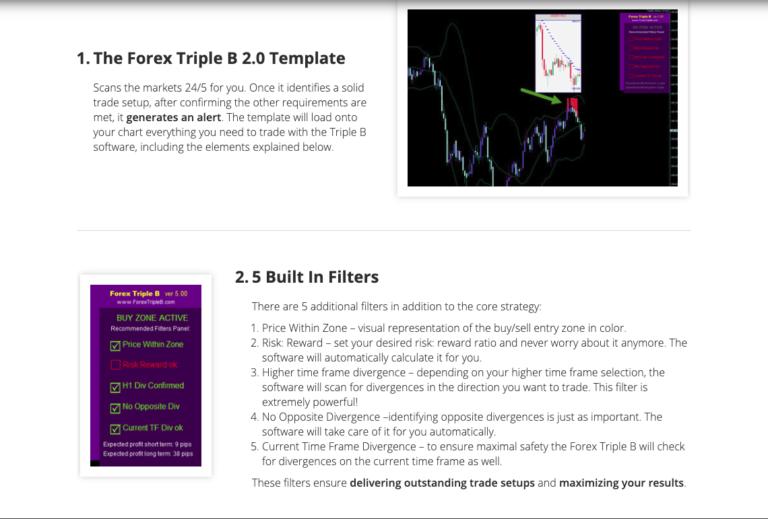 Forex Trading (Forex Triple B) – 72% Success [2020]