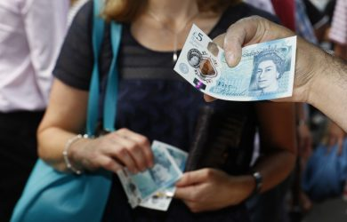 What to expect from sterling as Brexit begins