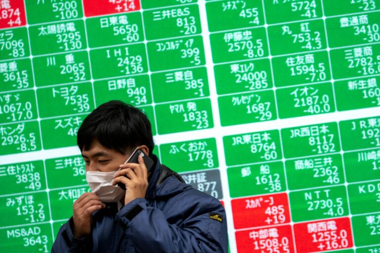 Shares Lifted By Prospect Of Lower Rates For Longer
