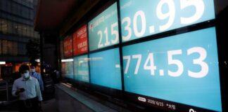 Stocks Dip On Surging Virus Cases, Stimulus Doubts