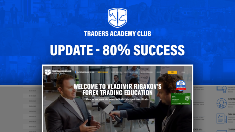 Traders Academy Club Update – (80.70% Success)