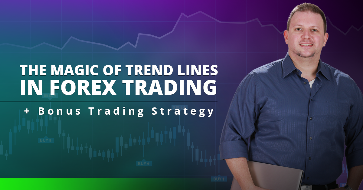 Forex trading with trend lines