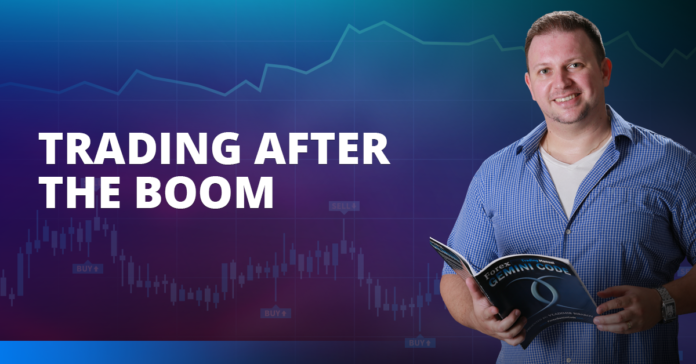 Trading after the BOOM