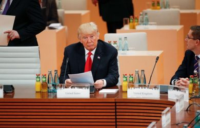 Trump's G-20 Ends With Few Prizes, Little Consensus on Goals